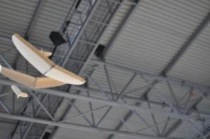 vazduhoplovni modelari i njihovi modeli u hali sportova zrenjanin