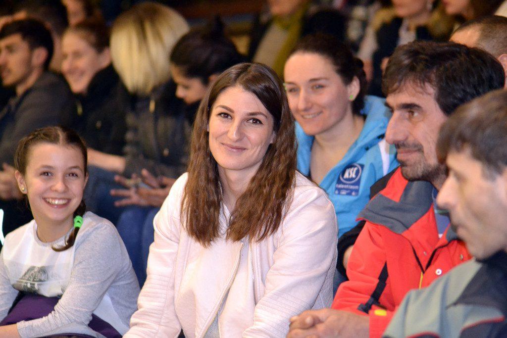 Dijana u publici