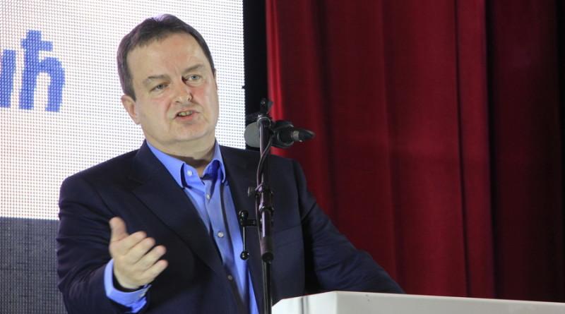 PREDIZBORNA KONVENCIJA SPS I JS: Dačić i Palma u Zrenjaninu