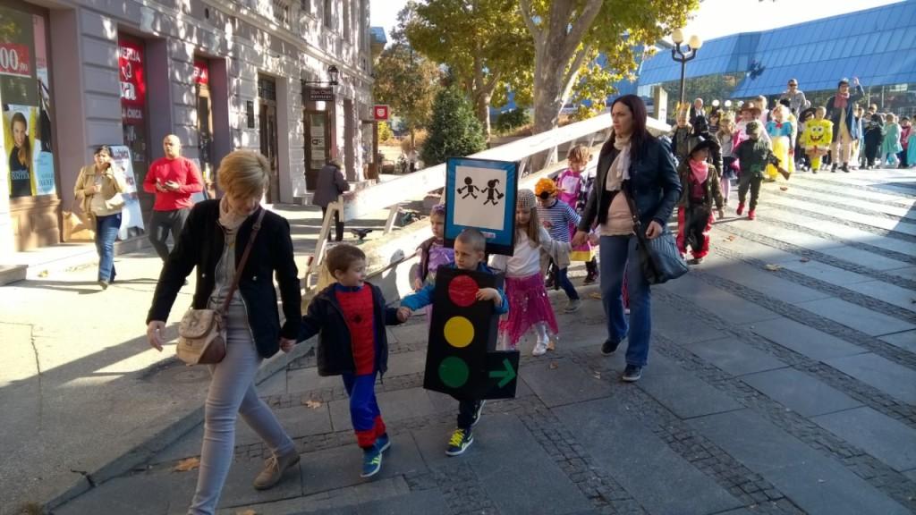 karneval-maska semafor