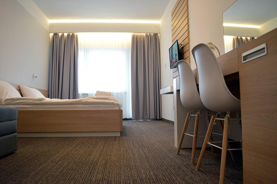 1 - DTara soba - hotel Omorika