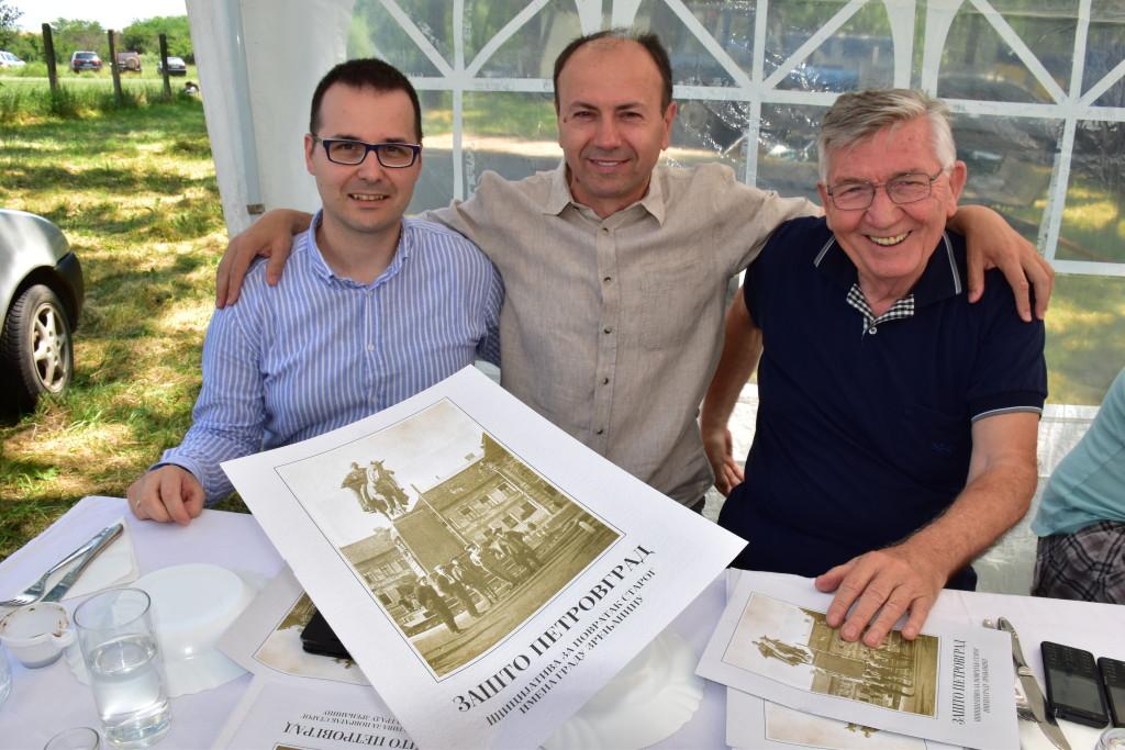Slava Melenaca Budimir Jovanovic sa prijateljima