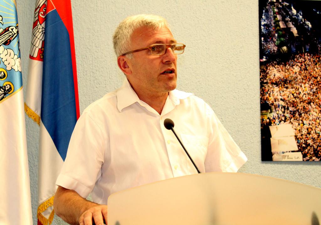 Košare - pukovink Ljubinko Djurkovic