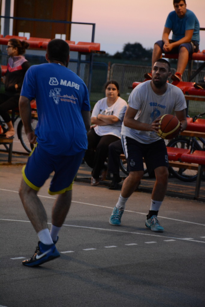 Basket turnir Lazarevo najbolji igrac turnira