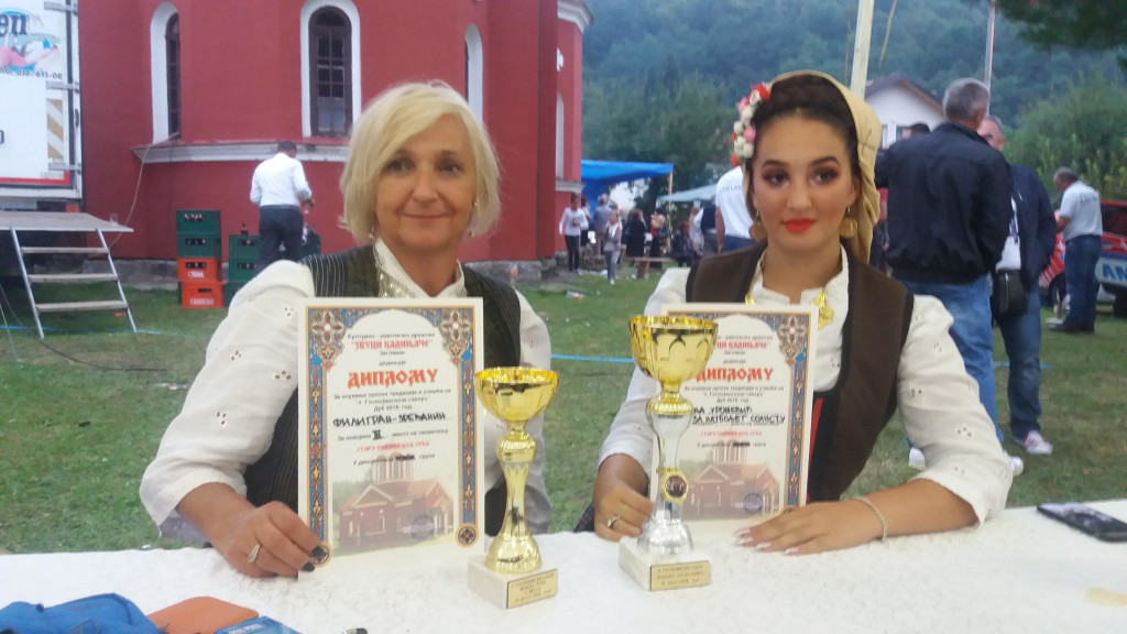 Filigrani Ljiljana i Vanja