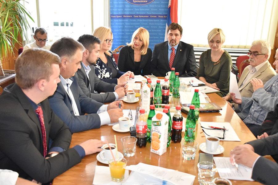 sastanak delegacija