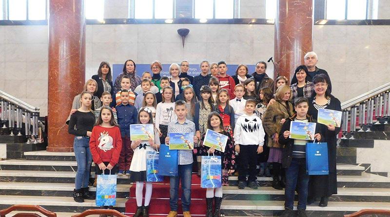 """""""ENERGIJA SVUDA OKO NAS"""": """"Cvijić"""" najbolja škola i pojedinačne nagrade"""