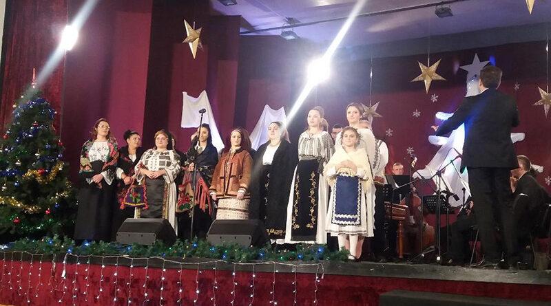 Sărbătorile de iarnă desfășurate la Torac