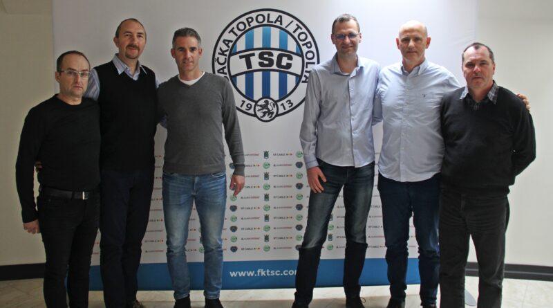 FK LEHEL I TSC IZ BAČKE TOPOLE: Dogovorena saradnja