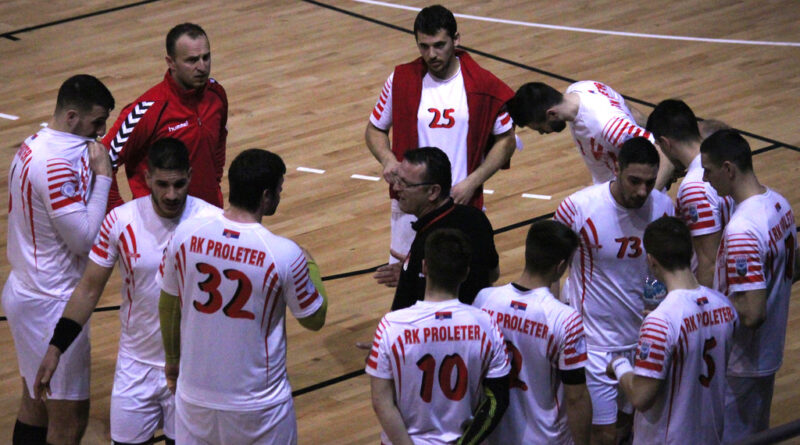 RUKOMET SUPER B LIGA (SEVER – CENTAR): Crvenka za lakši trening