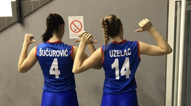 USPEH ODBOJKAŠICA: Pionirke na prvenstvu Evrope