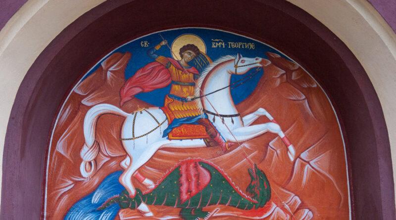 а20190504 aleksandrovo crkva ulaz sv djordje