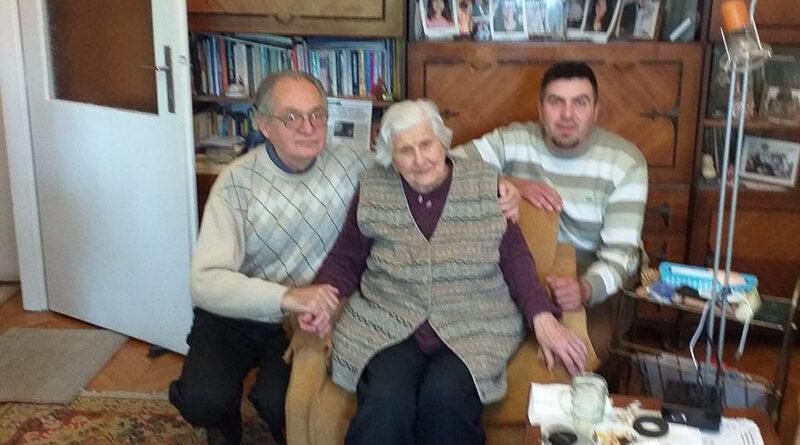 NADEŽDA PAVLOVIĆ (107), NAJSTARIJA BEOGRAĐANKA, SLUŽBOVALA U JAŠI
