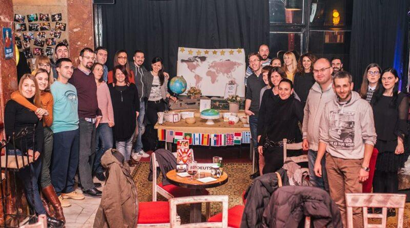 LANGUAGE SPOT: Jezički kafe u novom prostoru