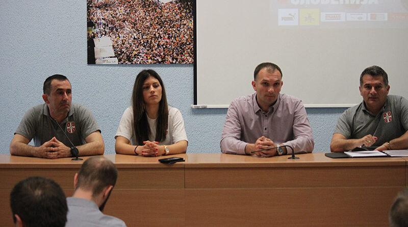 TURNIR U FUTSALU ZA ŽENE: Srbija u utorak u Kristalnoj dvorani