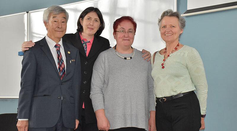 TEHNIČKI FAKULTET: Predavanje japanskog eksperta
