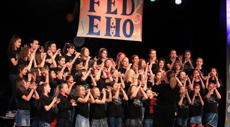 """HOR ZRENJANINSKOG KULTURNOG CENTRA POBEDNIK FESTIVALA """"FEDEHO"""""""