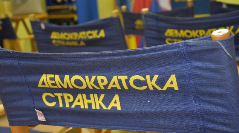 KONFERENCIJA ZA MEDIJE DEMOKRATSKE I SOCIJALDEMOKRATSKE STRANKE: Bićemo sposobni da se izborimo za demokratske izbore