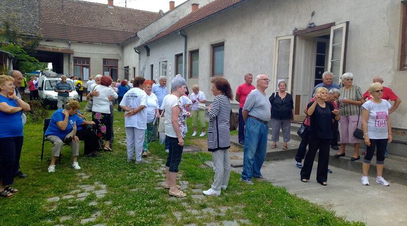 OPŠTINSKO SPORTSKO TAKMIČENJE PENZIONERA: Stariji sugrađani pokazali svoje veštine