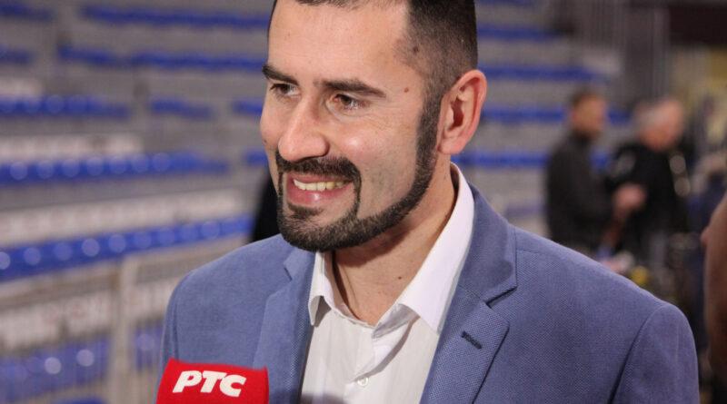 "MARKO BOLJAC, TRENER KOŠARKAŠKOG KLUBA ""SVETI ĐOĐE"" IZ ŽITIŠTA"