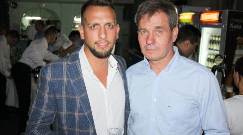 4 Danijel Rdic i Zeljko Malusic