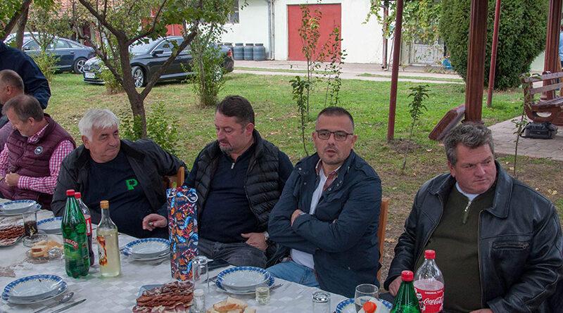 """MINISTAR BRANISLAV NEDIMOVIĆ GOST JAŠATOMIĆKE ZADRUGE """"MODOŠ"""""""