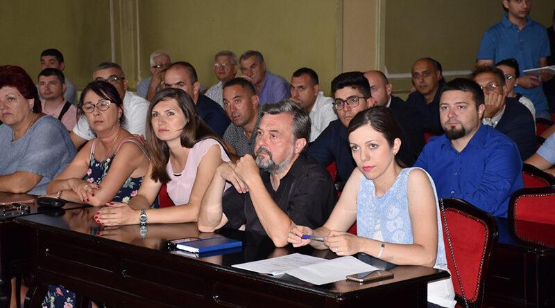 KADROVSKE PROMENE SA SKUPŠTINSKOG ZASEDANjA - zamena članova u komisijama i odborima