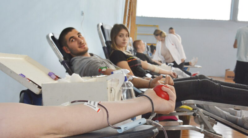 CRVENI KRST: Sutra akcija, smanjene zalihe krvi