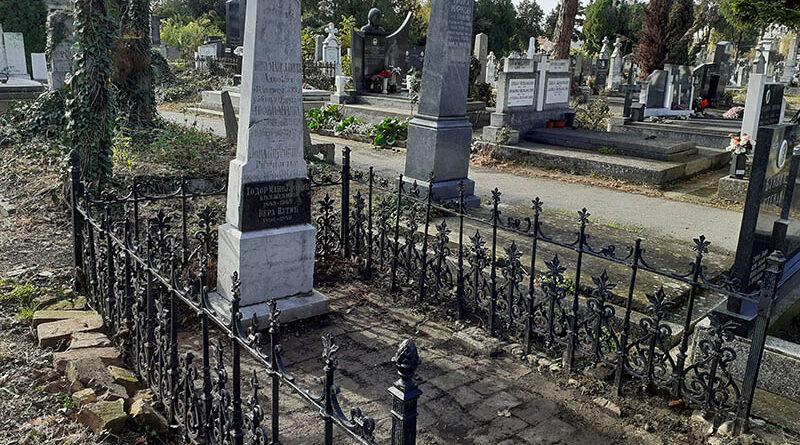 6-7-fotos1-Tomasevacko groblje - Grob Todora Manojlovica - sredjen konacno