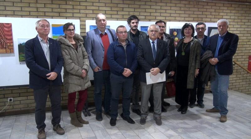 OTVORENA HUMANITARNA PRODAJNA IZLOŽBA ROTARI KLUBA: Za obnovu biste Uroša Predića
