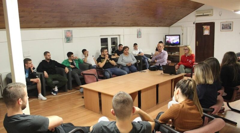 STUDENTSKI DOM: Predavanje povodom svetskog dana AIDS-a