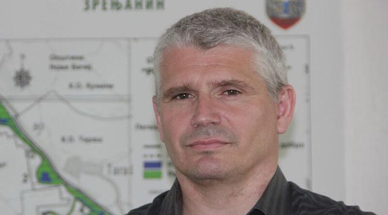"""DR DEJAN JOVANOV, DIREKTOR USTANOVE """"REZERVATI PRIRODE"""", ZRENjANIN"""