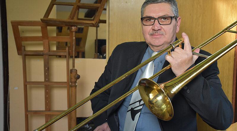 BRANISLAV GAGIĆ, PROFESOR TROMBONA O MUZIČKIM USPESIMA I PLANOVIMA