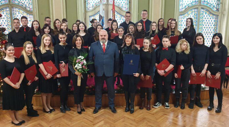 LAUREATIMA URUČENA PRIZNANJA GRADA ZRENЈANINA ZA 2019: Pravoslavna sabornost i horski prestiž