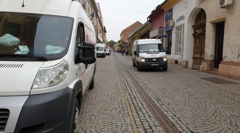IZMENE U VEZI SA SAOBRAĆAJNIM PROPISIMA: Skraćeno vreme za zaustavljanje vozila