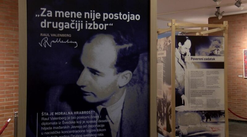 NOVA IZLOŽBA U KULTURNOM CENTRU: Posvećena švedskom diplomati