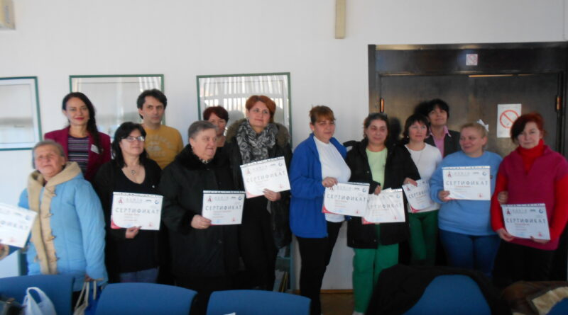 OBUKAMA DO POSLA: Gerontodomaćice dobile sertifikate