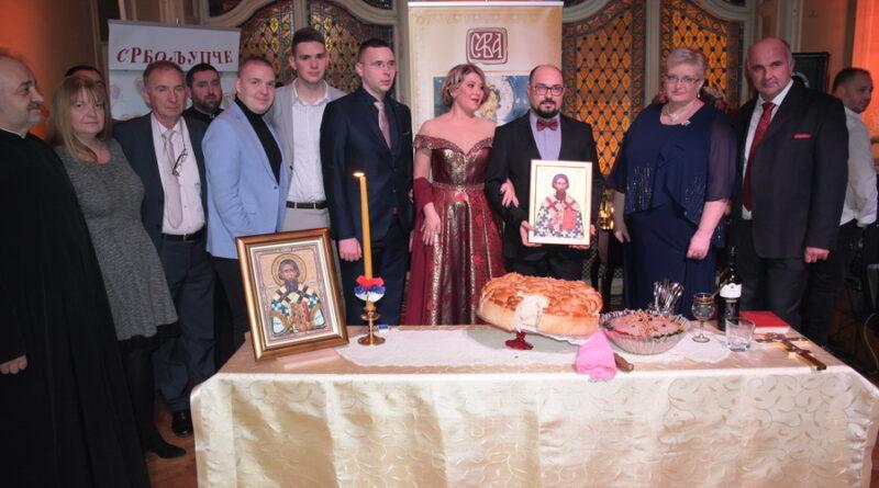 FOTO-GALERIJA: Svetosavski bal humanitarnog karaktera