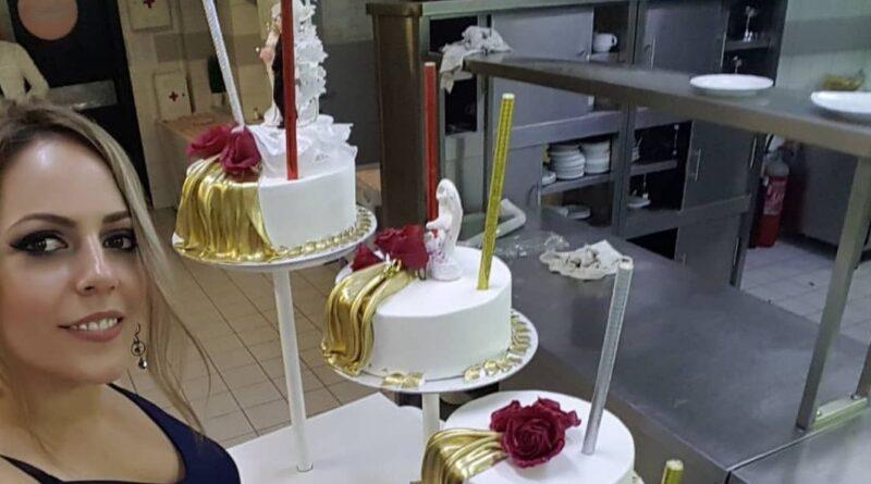 HUMANITARNO: Svetlana Jocić – torta za Marka Miloševa