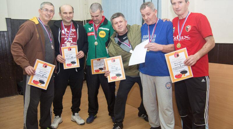 """U MZ """"ŽARKO ZRENJANIN"""": Pobednicima turnira medalje i priznanja"""