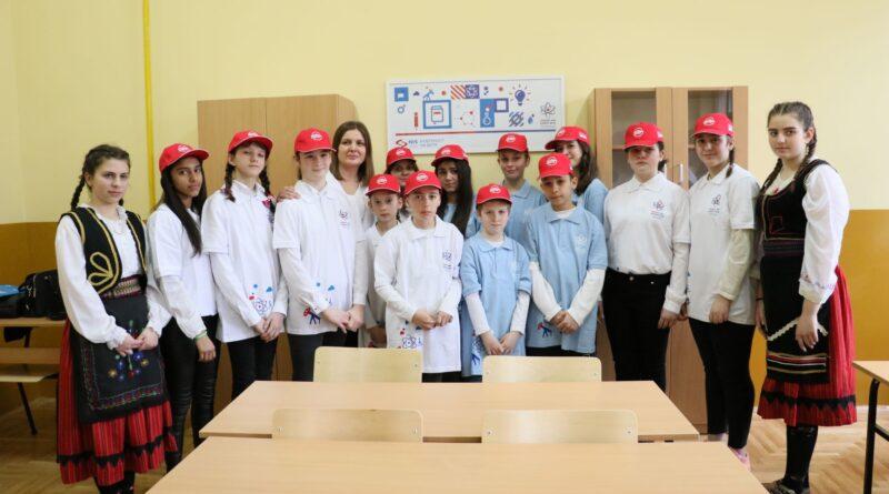 OSNOVNA ŠKOLA U JARKOVCU: Kabinet za ruski jezik, uz podršku NIS-a