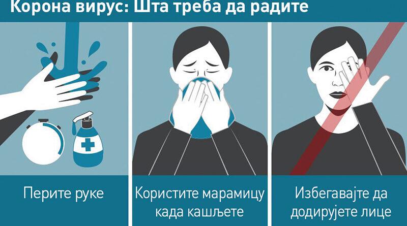 PRVI DANI VANREDNOG STANJA PROGLAŠENOG ZBOG ŠIRENjA KORONa VIRUSA: ŠTA PROPISUJU UREDBE, NAREDBE I MERE