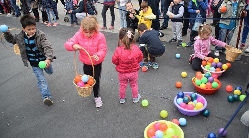 ŠESTI USKRŠNJI FESTIVAL: Radost će ispuniti trg