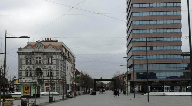 Koronavírus járvány-Rendkívüli állapot Szerbiában