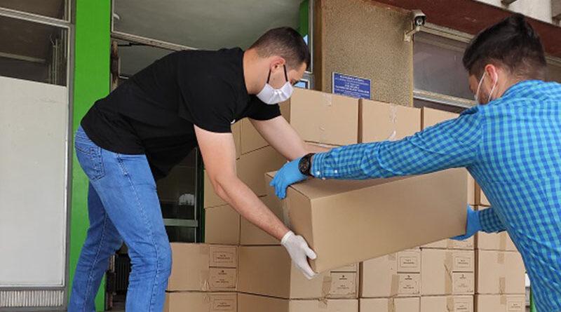 """DONACIJA """"DREKSLMAJERA"""" za unapređenje saradnje i lakši rad zaposlenih u zdravstvenim ambulantama"""
