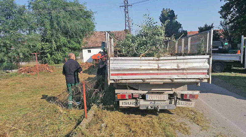 "JKP ""ČISTOĆA I ZELENILO"": Divlje deponije konstantan problem"