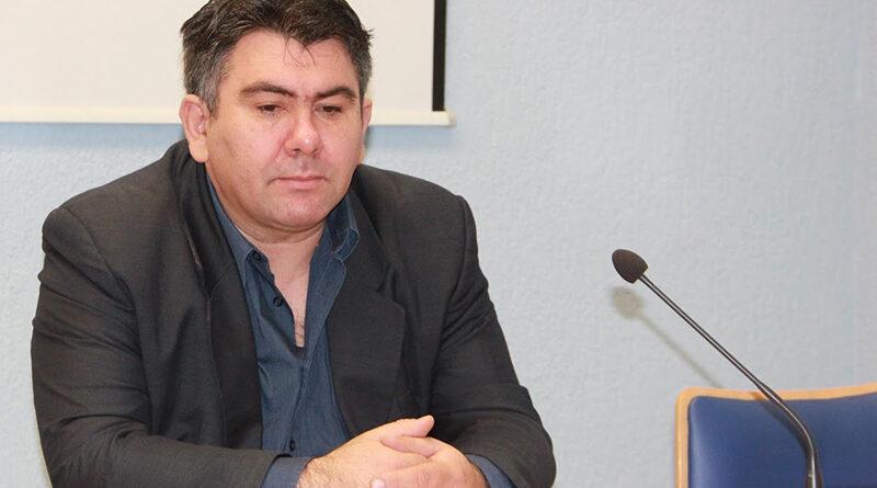 DIREKTOR KULTURNOG CENTRA ZRENJANINA GORAN MARINKOVIĆ