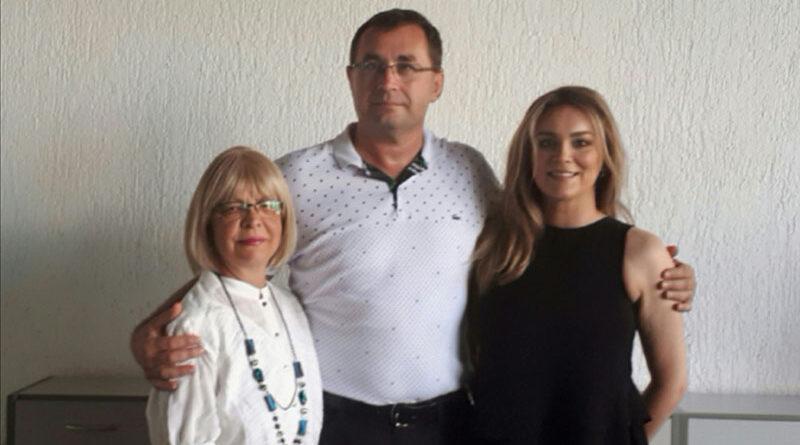 SANDRA BANJANIN, PRVI MASTER VISOKE TEHNIČKE ŠKOLE STRUKOVNIH STUDIJA