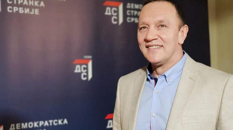 """ZORAN SANDIĆ, NOSILAC IZBORNE LISTE """"METLA 2020"""" U ZRENjANINU"""