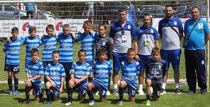 38 - 3 3 OFK Klek 2008